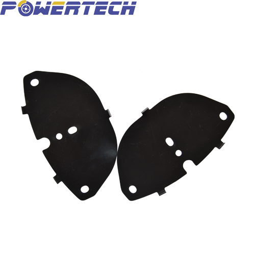 Car& PV brake pad adhesive shims/electronic coating/