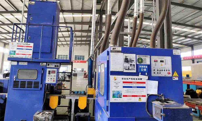 Disc brake pad, brake lining, friction Painting machine.brake pad and brake lining OE/OEM manufacturer factory supplier China, Qingdao Powertech auto parts