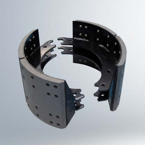 Drum brake shoes & Brake linings Heavy duty commecial vehicle