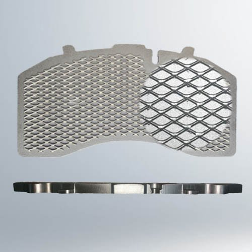 full welded wire mesh backing plates for brake pads of buses trucks trailers