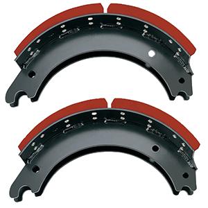 Drum brake shoes manufacturer China--Powertech auto parts