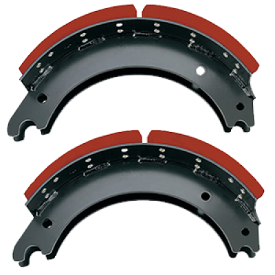 Drum brake shoes manufacturer China--Powertech auto parts