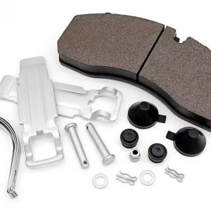 WVA 29087 with accessory Heavy duty CV truck brake pads manufacturer & Supplier &f actory