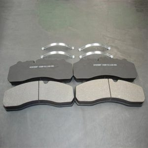 WVA29087 Wire mesh commercial vehicle truck bus brake pads manufacturer supplier factory China 500X500
