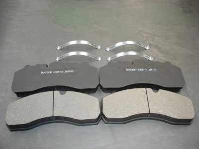 WVA29087 Wire mesh commercial vehicle truck bus brake pads manufacturer supplier factory China