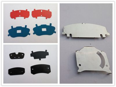 brake shim pad shim manufactuer & facotry & supplier