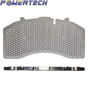 point&full&point welded wire mesh back brake for truck&trailer&CV brake pad