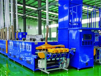 painting production line for brake pads manufacturing powertech auto parts