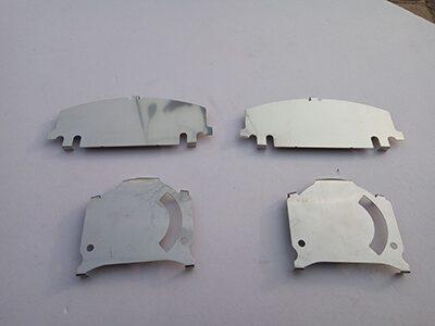 stainless steel brake shim brake hardware, brake accessories